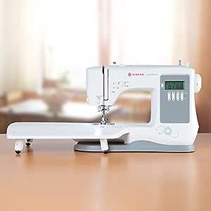 Singer Confidence 7640 - Máquina de coser: Amazon.es: Bricolaje y ...