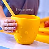 Toddler Training Cup, Easy Grip Surface & Shatter