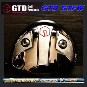 GTD GTFW 15° GTD フェアウェイウッド SPEEDER EVOLUTION V FW 60 S 43.0 B07MQD7D6S