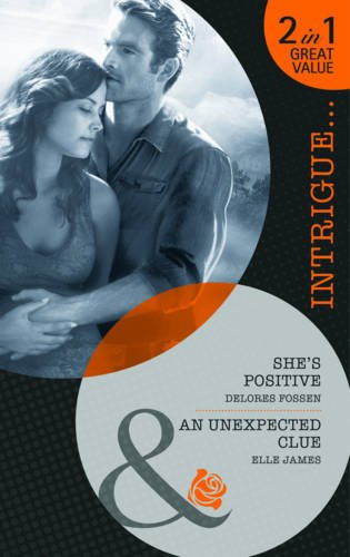 book cover of She\'s Positive / Unexpected Clue