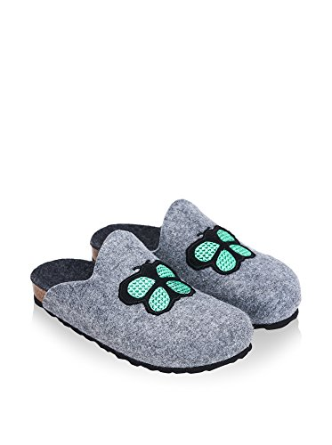 Mandèl Angel Butterfly Grey GRIGIO EU 39