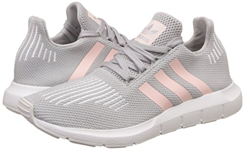 grey Adidas Swift Two icey Pink Femme footwear Basses White Gris Run qnwg1RBSx