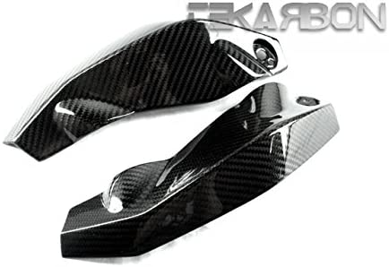 Tekarbon KTM Duke 200 125 390 2x2 Twill Weave 2012-2015 Replacement for Headlight Side Panels Carbon Fiber