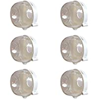 WOVELOT Universal Kitchen Stove Baby Proofing Gas Knob Covers(6 Pack),Stove Knob Covers Baby Safety Oven Gas Stove Knob…