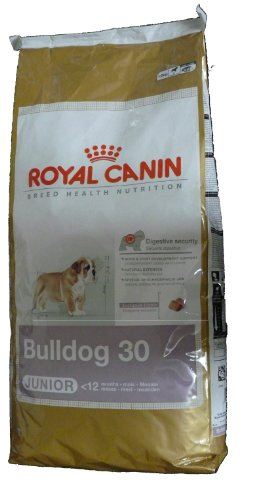 ROYAL CANIN Bulldog Junior 12 kg, 1er Pack (1 x 12 kg)