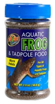 - Aquatic Frog & Tadpole Food 2oz by eCyberstore