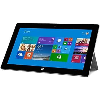 "Microsoft Surface Pro 2 (128GB, Haswell i5 Processor, 10.6"" Full HD Display, Windows 8.1 Pro, Dark Titanium) (Certified Refurbished)"