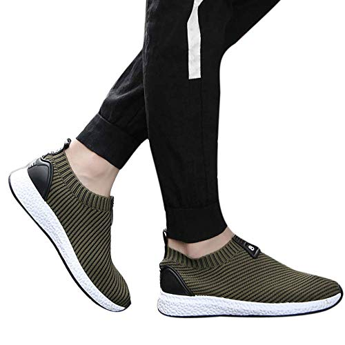 9c1720b2756 Bedding Accessories Gyouanime Mens Running Shoes Slip On Walking Sneakers  Running Shoes Outdoor Sports Sneakers Comfortable Breathable Shoes