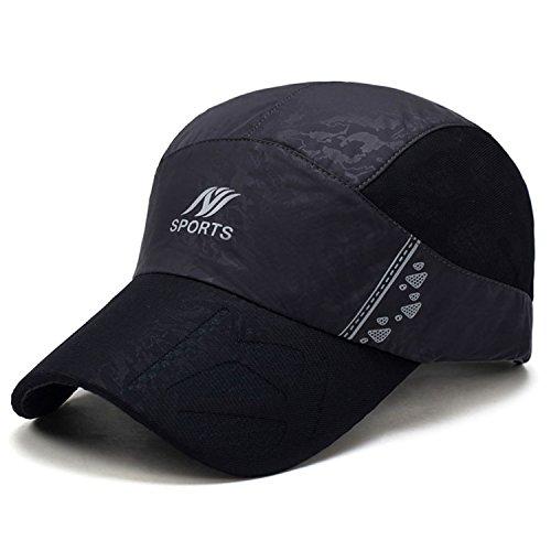Sunshade Alabama (GordonKo Summer Baseball Cap Men Breathable Quick-Drying Mesh Hats Women Sunshade Caps)
