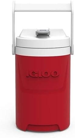Igloo 00031379 Laguna 1 Gallon Red Star, White, White, White