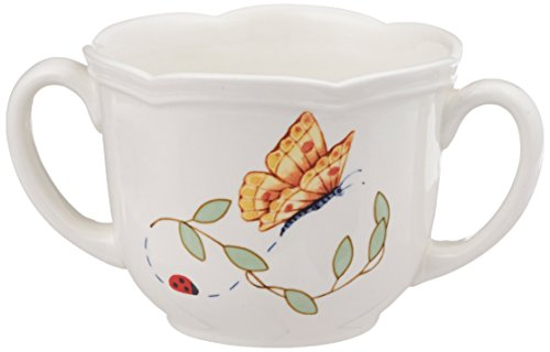 Lenox Butterfly Meadow Breakfast Baby Cup