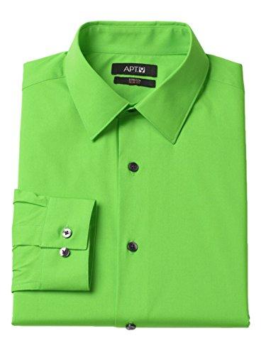 apt 9 green dress - 1