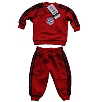 new york buy best lowest price Adidas Baby Jogginganzug FC Bayern München Anzug Jogger Suit ...