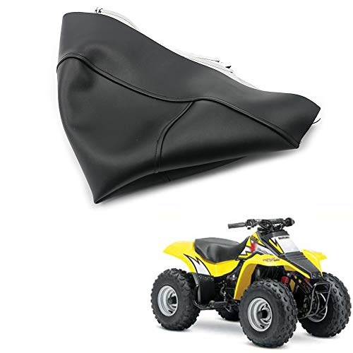 (For Suzuki LT80 1987-2006 Quadsport 80 ATV New Seat Cover Black)