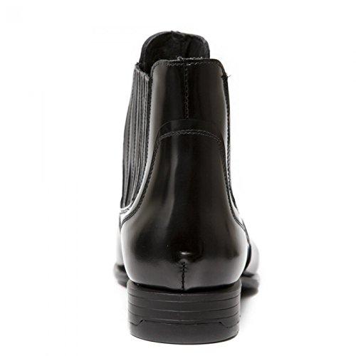 Nieuwe Rock Handgemaakte M Nw159 C1 Zwarte Mannen Sokje