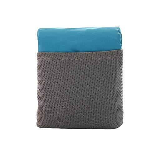(TD-OUTGO Folding Camping Picnic Mat Portable Pocket Compact Moistureproof Pad Blanket Garden Waterproof Ultralight Yoga Outdoor New)
