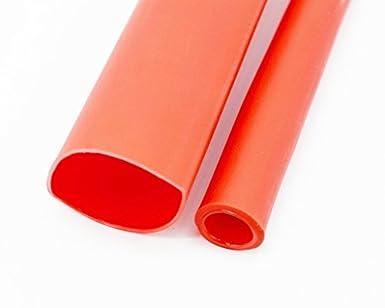 130 PC 3:1 Shrink Ratio Red Dual Wall Adhesive Marine Heat Shrink Kit