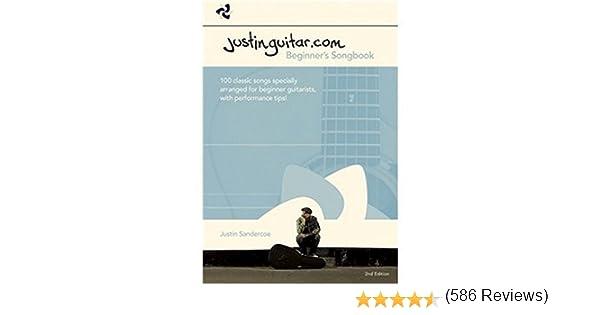 Justinguitar.com Beginners Songbook: Amazon.es: Music Sales ...