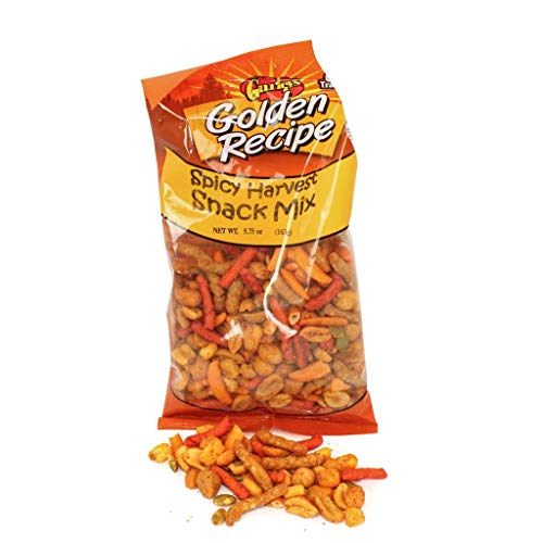 Spicy Trail Mix Recipe (Golden Recipe Spicy Harvest Snack Mix, 5.75 Ounce -- 8 per)