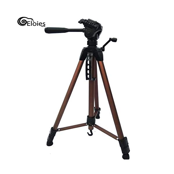 RetinaPix Eloies Simpex Photo Video Tripod, for Mobile and DSLR, Combo Pack Flexible Table Tripod