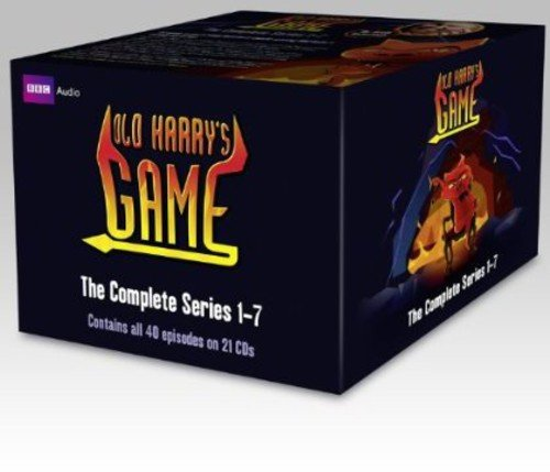 Old Harry's Game: The Complete Series: The Award-Winning BBC Radio Comedy