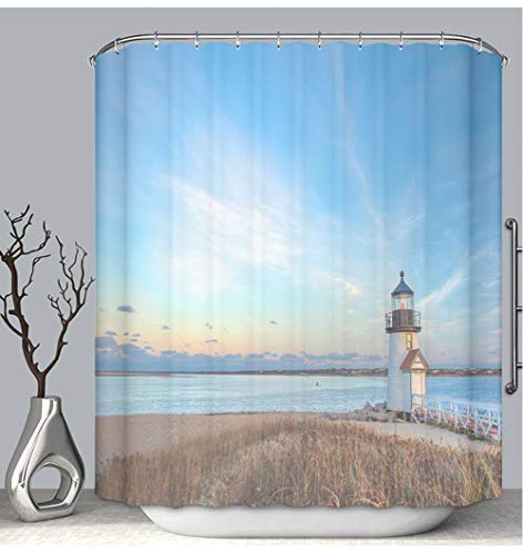 BEICICI Color Shower Curtain Liner Anti-Mildew Antibacterial for sale  Delivered anywhere in Canada