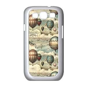 Balloon DIY Case Cover for Samsung Galaxy S3 I9300 LMc-80500 at