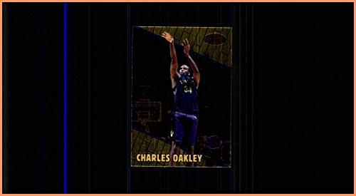 1999-00 Bowman's Best #85 Charles Oakley TORONTO - Raptor Oakley