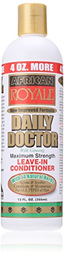 African Royal Daily Doctor Maximum Strength Leave In Cond...
