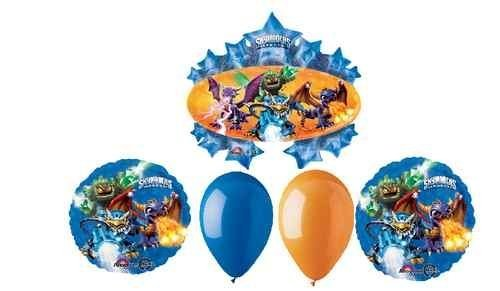 Skylanders Balloon Party Kit 19 Pce Tristan/'s Entertainment Services SG/_B00E7BJLWQ/_US