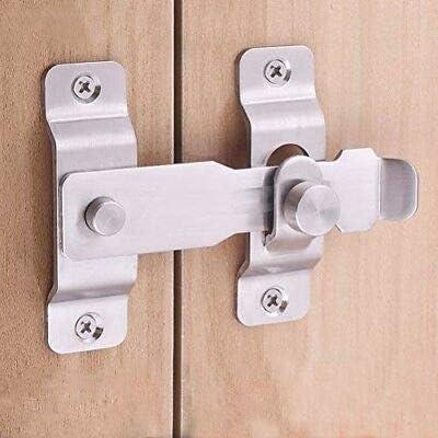 Cerradura de Seguridad para Puerta corredera con pestillo de ...