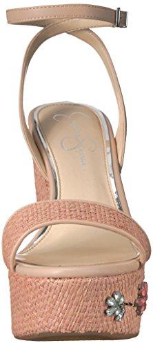 Jessica Simpson Women's Cressia Heeled Sandal Ballerina 8bgEXV