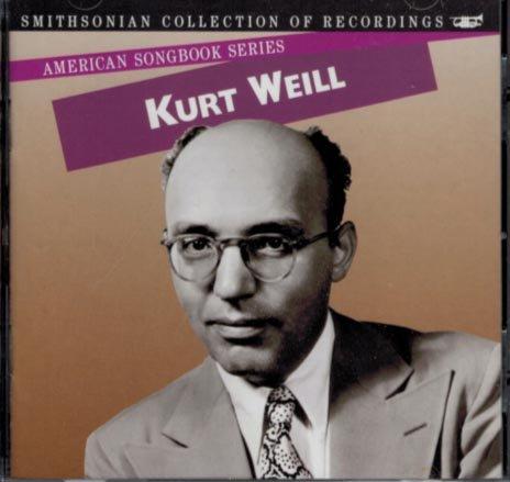 (American Songbook Series: Kurt Weill)