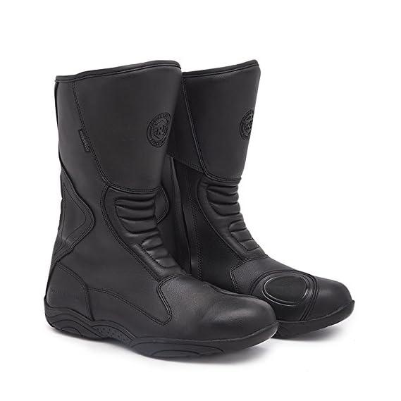 Royal Enfield Long Riding Boot Black EU 42 / UK 8(RRGBOI000002)