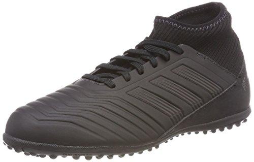 adidas Unisex-Kinder Predator Tango 18.3 TF Gymnastikschuhe Mehrfarbig (Core Black/utility Black F16/core Black)