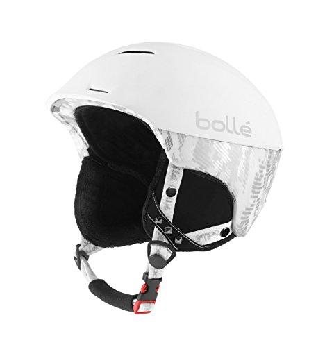 Bolle Synergy Ski Helmet (Soft White, - Triathlon Gear 2017