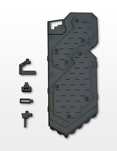 M.S.G Modeling Support Goods - Weapon Unit MW10 Shield (Renewal Reproduction Ver.) (Weapon Unit)