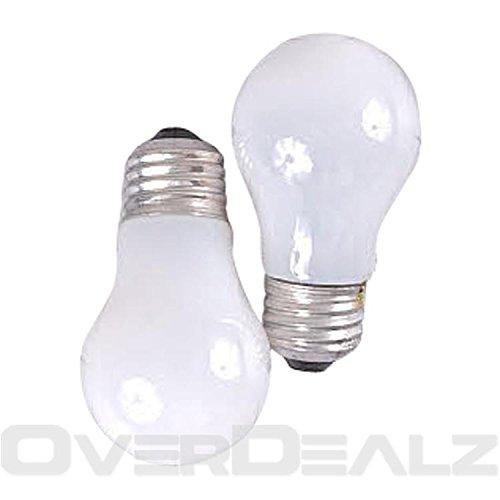 ge 60 watt appliance bulb - 7