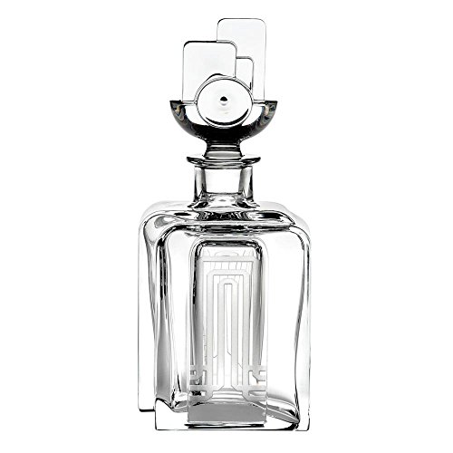 Vista Alegre Crystal Cinema Whisky Decanter by Vista Alegre