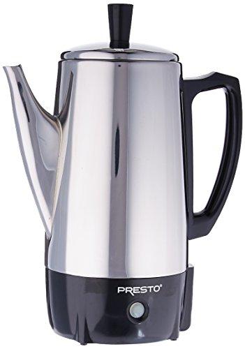 presto electric coffee percolator - 8