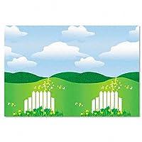 """Fadeless PAC56395 Tablón de anuncios, papel de arte, paisaje, 48 """"x 50 ', 1 rollo"""