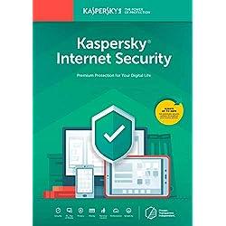 Kaspersky Internet Security 2018 | 3 Device | 1 Year [Key Code]