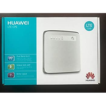 Amazon.com: Huawei E5186 E5186S-61A 4G Cat6 802.11ac