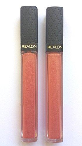 Revlon Colorburst Lipgloss Peony (2 Tubes)