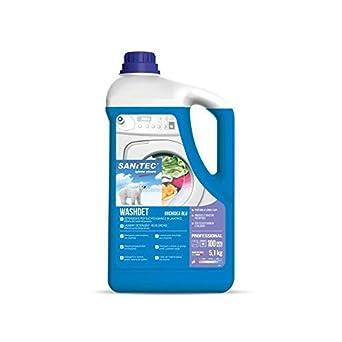 Washdet – Detergente líquido para lavado a mano y en lavadora ...