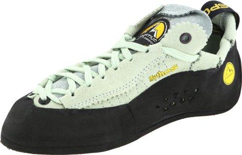 La Sportiva Mythos Lace-Up Climbing Shoe - Women's, Pistachio, 35.5 EU by La Sportiva