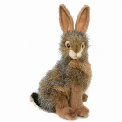 Hansa Toys Woodland Bunny Rabbit Stuffed Animal