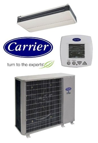 48 000 Btu H 13 Seer Carrier Under Ceiling Mini Split Air