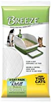 Tidy Cats Cat Litter Breeze Litter Pad Refill Unscented