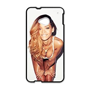Happy Rihanna By Terry Richardson Cell Phone Case for HTC One M7